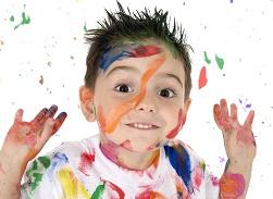 талант ребенка к рисованию