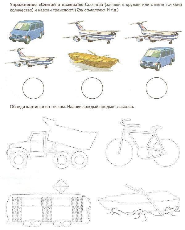 транспорт тема 2