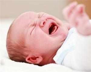 трясется подбородок у новорожденного