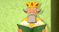 царь из иван царевич и серый волк