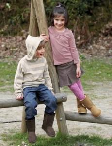 угги для детей