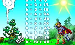 умножение на 6 таблица быстро