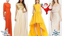 платья новогодние 2019 наряды