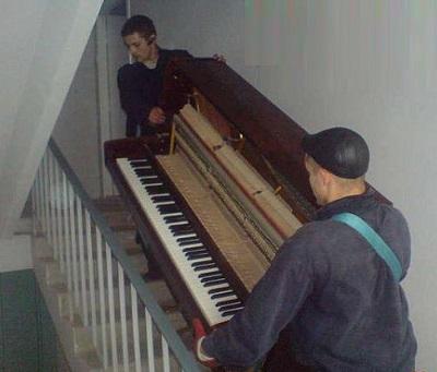 вес пианино