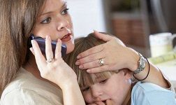 внезапная высокая температура у ребенка без симптомов