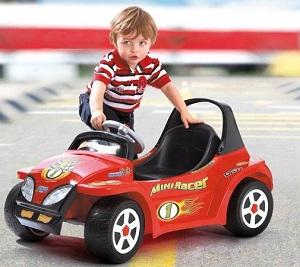 возраст для электромобиля