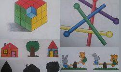 занятия с детьми 5-6 лет